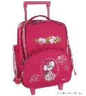 jouets Trolley sac à dos Diddlina rose