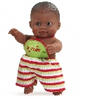 jouets Mini Olmo africain message