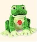 jouets Grenouille assise
