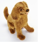 Peluche Golden retriever Anima 28 cm jouets