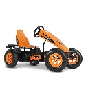 jouets Kart à pédales Berg X-Cross orange