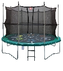 jouets Trampoline Favorit 430 Tatoo avec filet