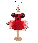 Costume Coccinelle 3-5 ans jouets