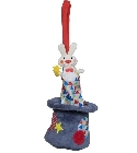 Peluche Magic Circus Pimpin musical jouets