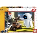 jouets Puzzle Wall-e - 100 pieces