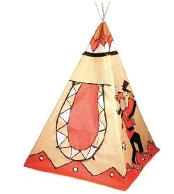 tente d 39 indien tipi jouet et des jeux et jouets. Black Bedroom Furniture Sets. Home Design Ideas