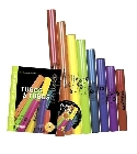Pack Boomwhackers 8 notes + méthode  jouets