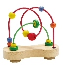 jouets Labyrinthe Double bulle