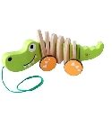 jouets Crocodile XXL Walk-a-long Croc