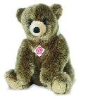 Peluche ours assis 35 cm jouets