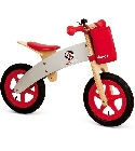 jouets Porteur design Bikloon Racing rouge