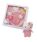 jouets coffret doudou Hello Kitty Baby