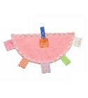 jouets Doudou rose Label Label