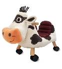 jouets Porteur vache Moobert ride on