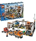 jouets Le garage LEGO City