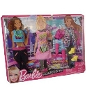 jouets Coffret habits mode Barbie