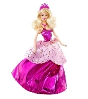 Barbie apprentie princesse jouets