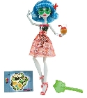 jouets Monster high Ghoulia Yelps tenue plage