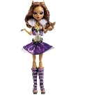 Poupée Monster High Clawdeen Wolf hurlante jouets