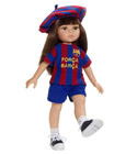 Carol supportrice Barca jouets