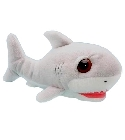 jouets Peluche Peepers Snappy le requin