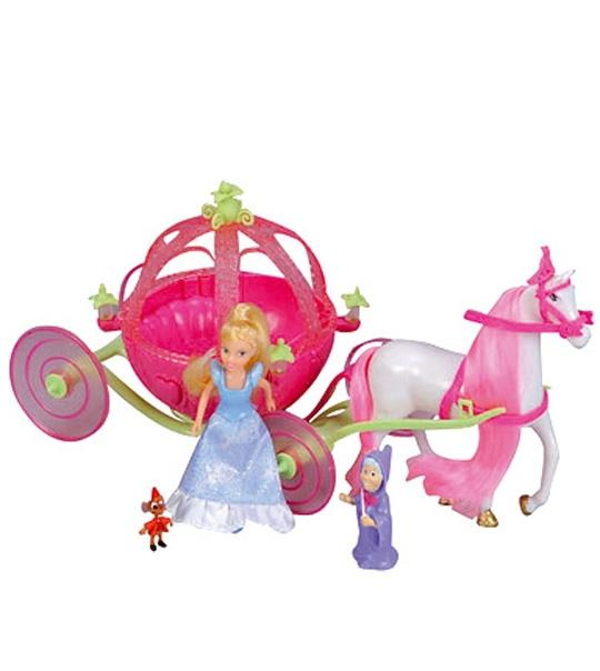 Impression de l 39 article les minis princesses le - Princesse cheval ...
