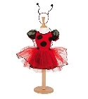 Costume Coccinelle 2-3 ans jouets