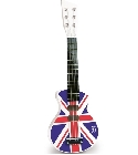 Guitare rock Union jack Vilac jouets