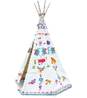 jouets Tente Tipi Nathalie Lete